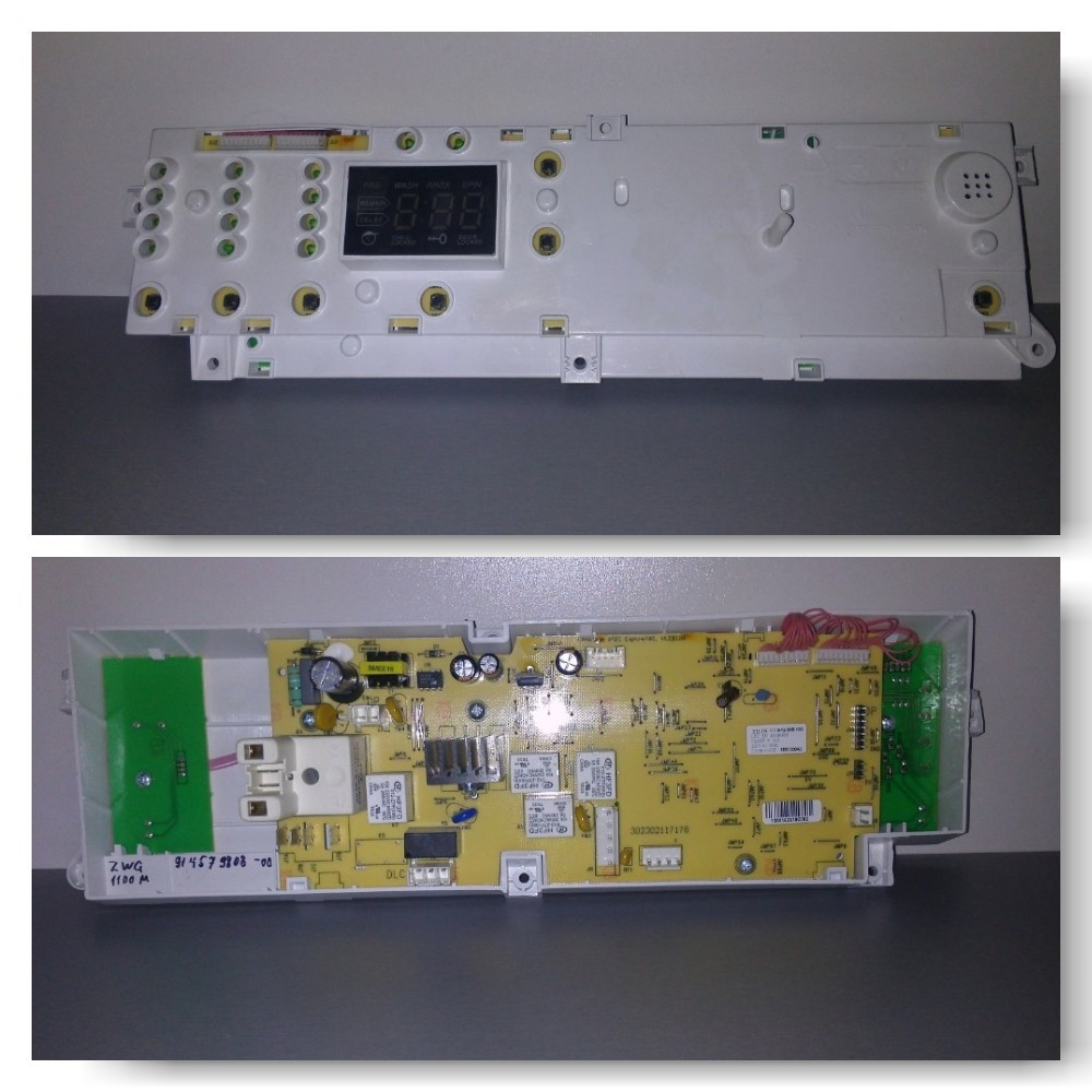 Электронный модуль управления Стиральной Машины AEG-ELECTROLUX-ZANUSSI 91457980800