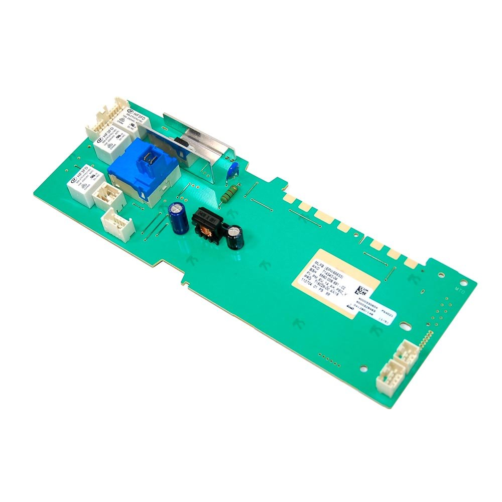 Электронный модуль управления Стиральной Машины BOSCH-SIEMENS 00668673