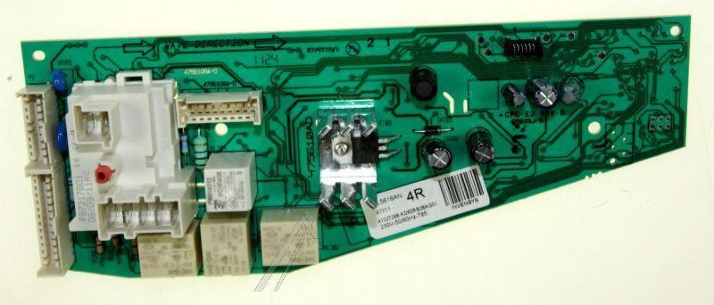 Электронный модуль управления Стиральной Машины CANDY 41027268 ( invensys )