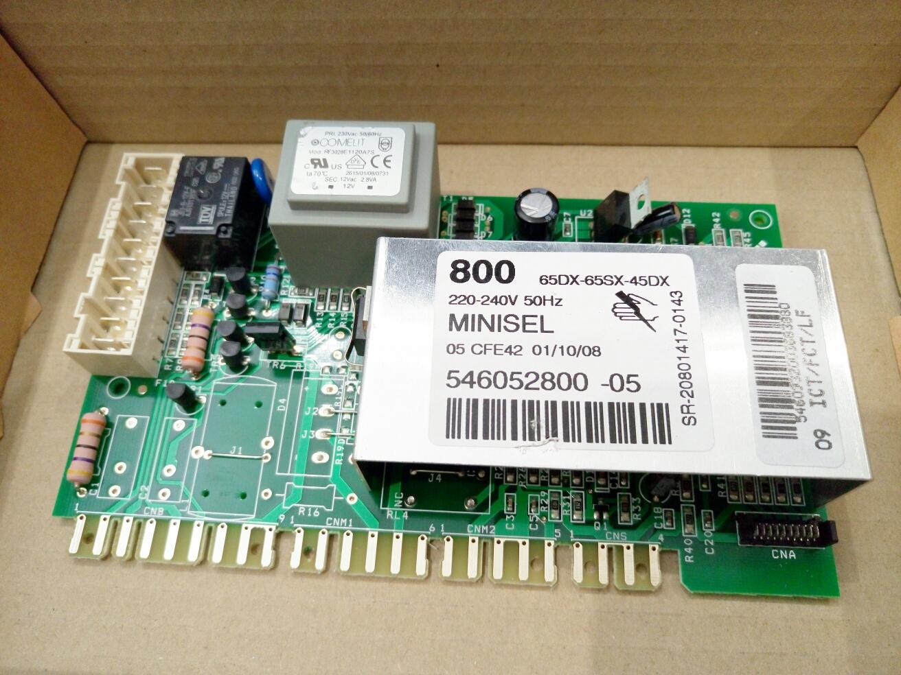 Электронный модуль управления Стиральной Машины ARDO 546052800-05 ( MINISEL )