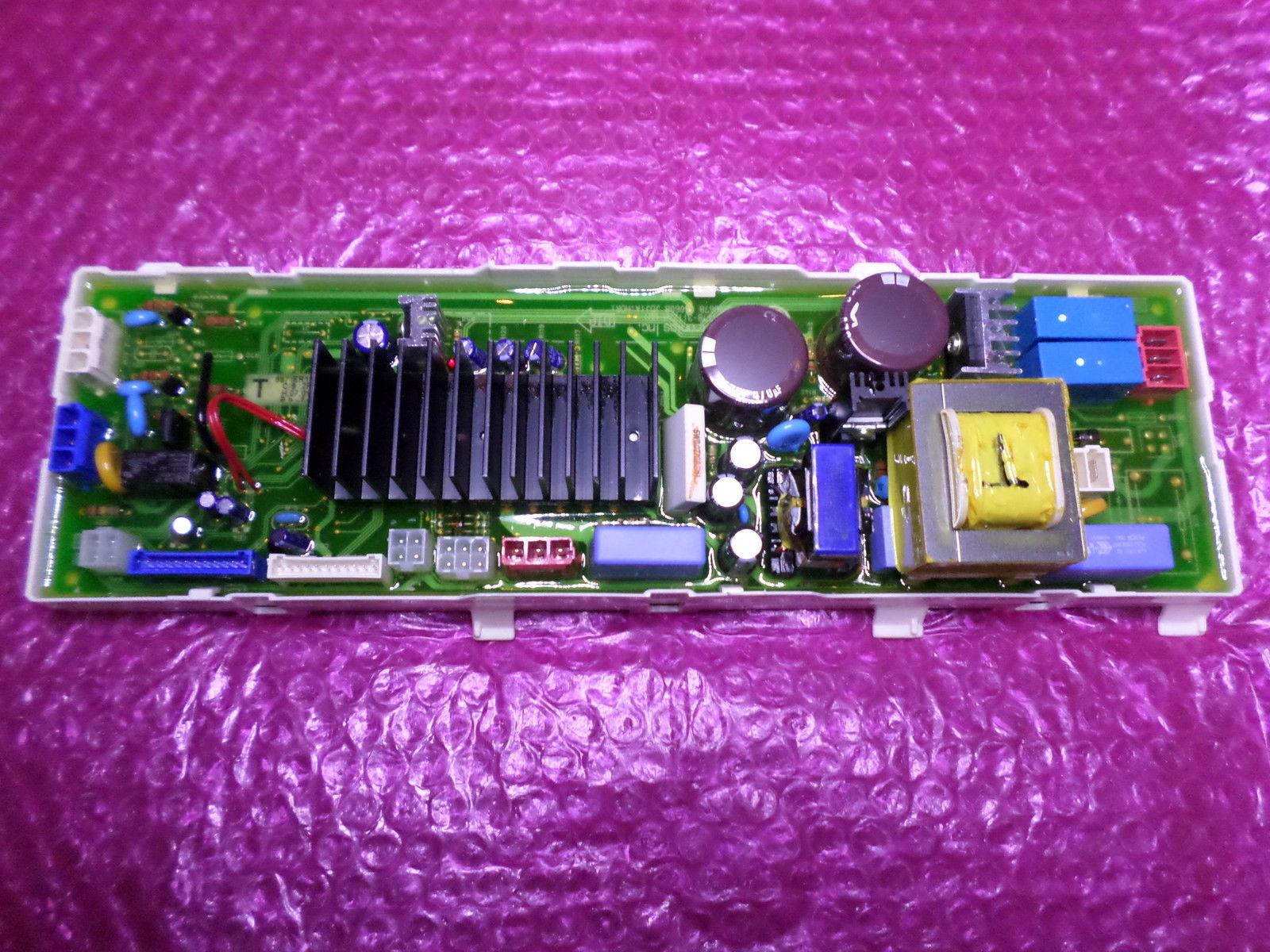 Электронный модуль управления Стиральной Машины LG 6871ER1017T