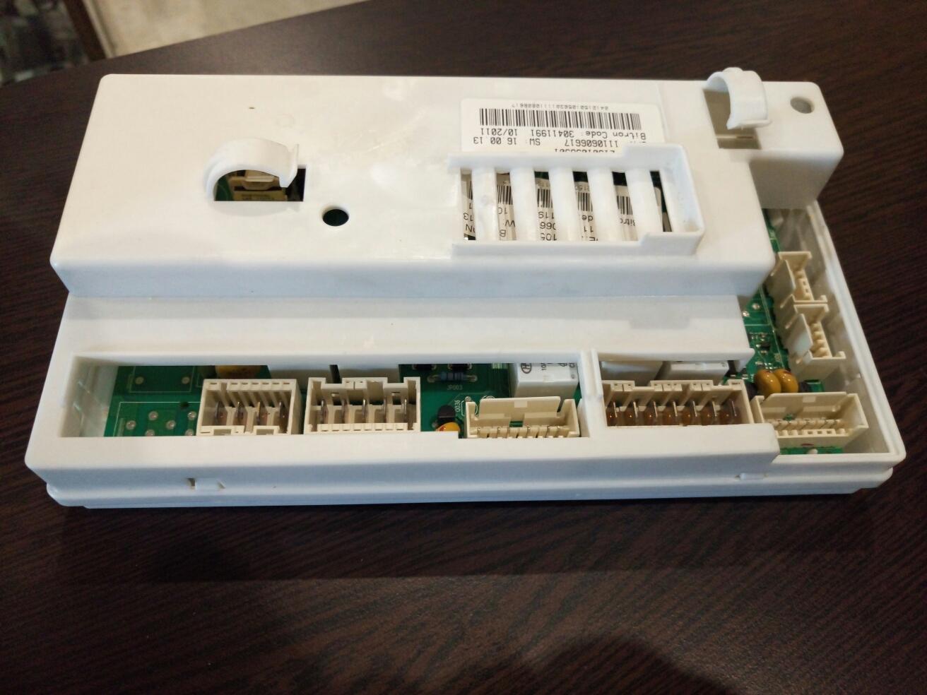 Электронный модуль управления Стиральной Машины ARISTON-INDESIT C00271221 ( ARCADIA )