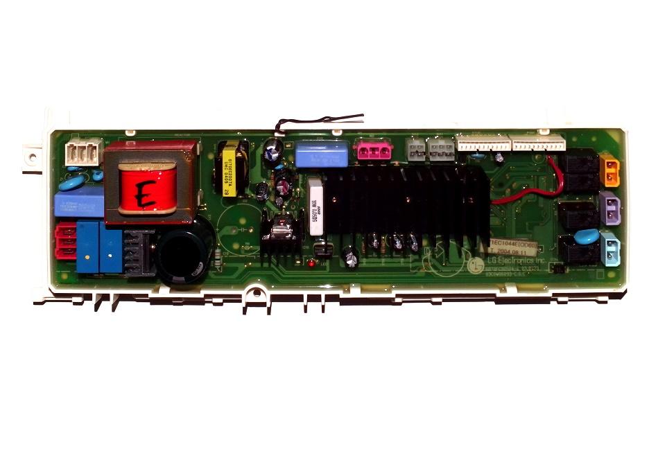Электронный модуль управления Стиральной Машины LG 6871EC1044E