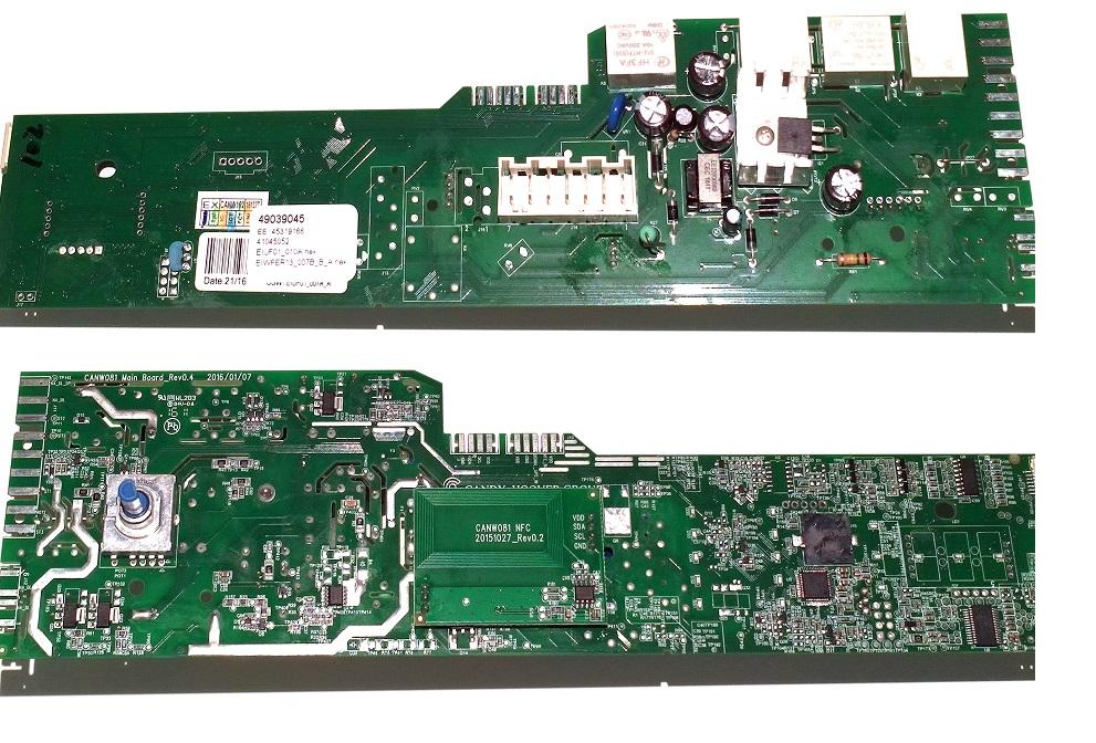 Электронный модуль управления Стиральной Машины CANDY 49039045