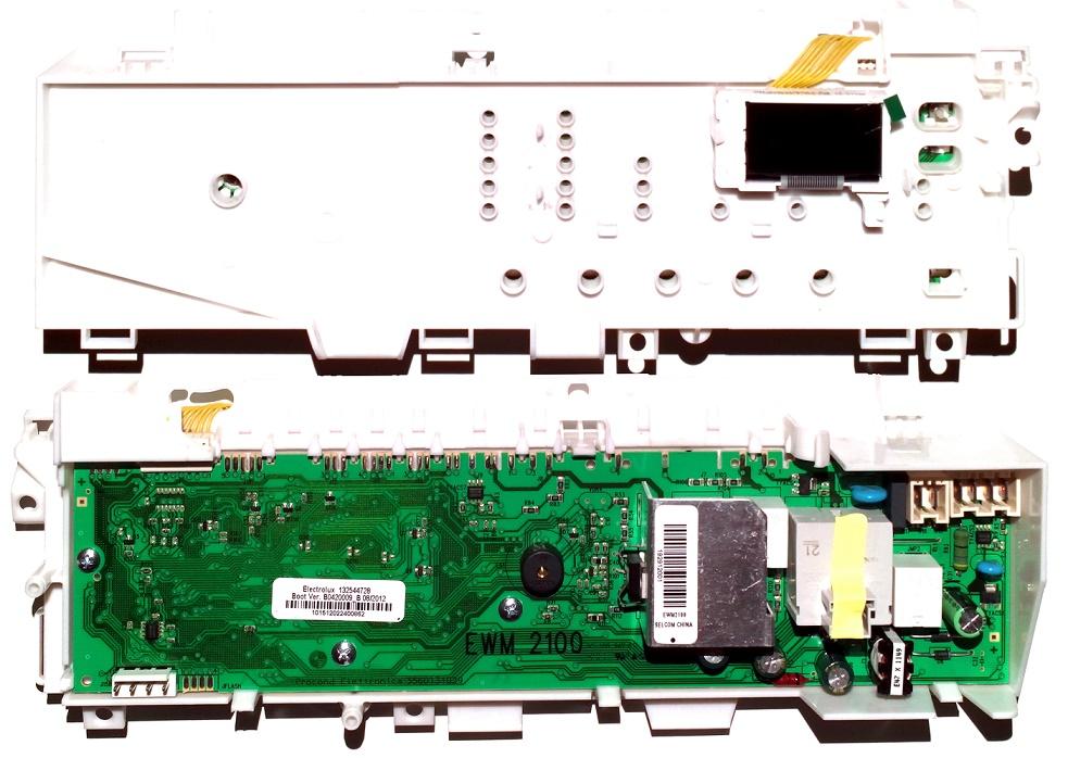 Электронный модуль управления Стиральной Машины AEG-ELECTROLUX-ZANUSSI 3792701017