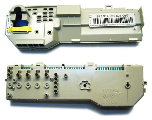Электронный модуль управления Стиральной Машины AEG-ELECTROLUX-ZANUSSI 132401710