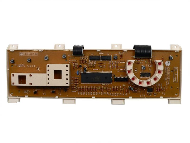 Электронный модуль управления Стиральной Машины LG 6871EN1042D