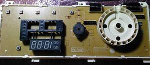 Электронный модуль управления Стиральной Машины LG 6871EN1039K