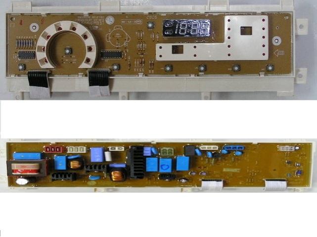Электронный модуль управления Стиральной Машины LG 6871EN1055D