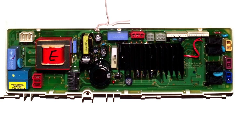 Электронный модуль управления Стиральной Машины LG 6871ER1012E