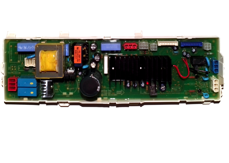 Электронный модуль управления Стиральной Машины LG 6871ER1017N