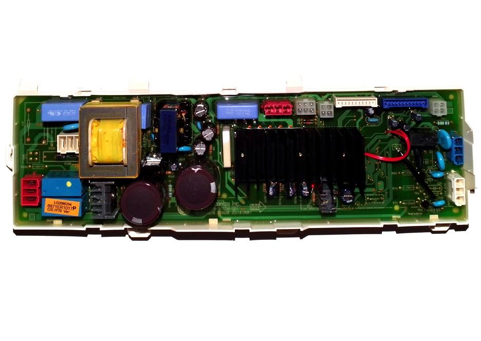 Электронный модуль управления Стиральной Машины LG 6871ER1017P