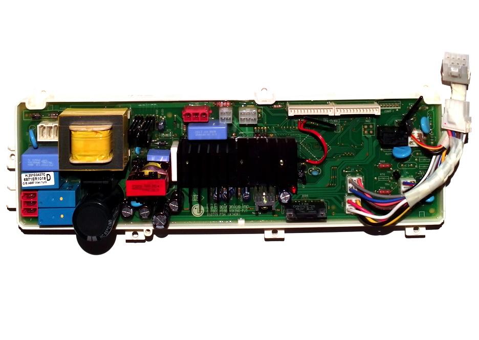 Электронный модуль управления Стиральной Машины LG 6871ER1018D