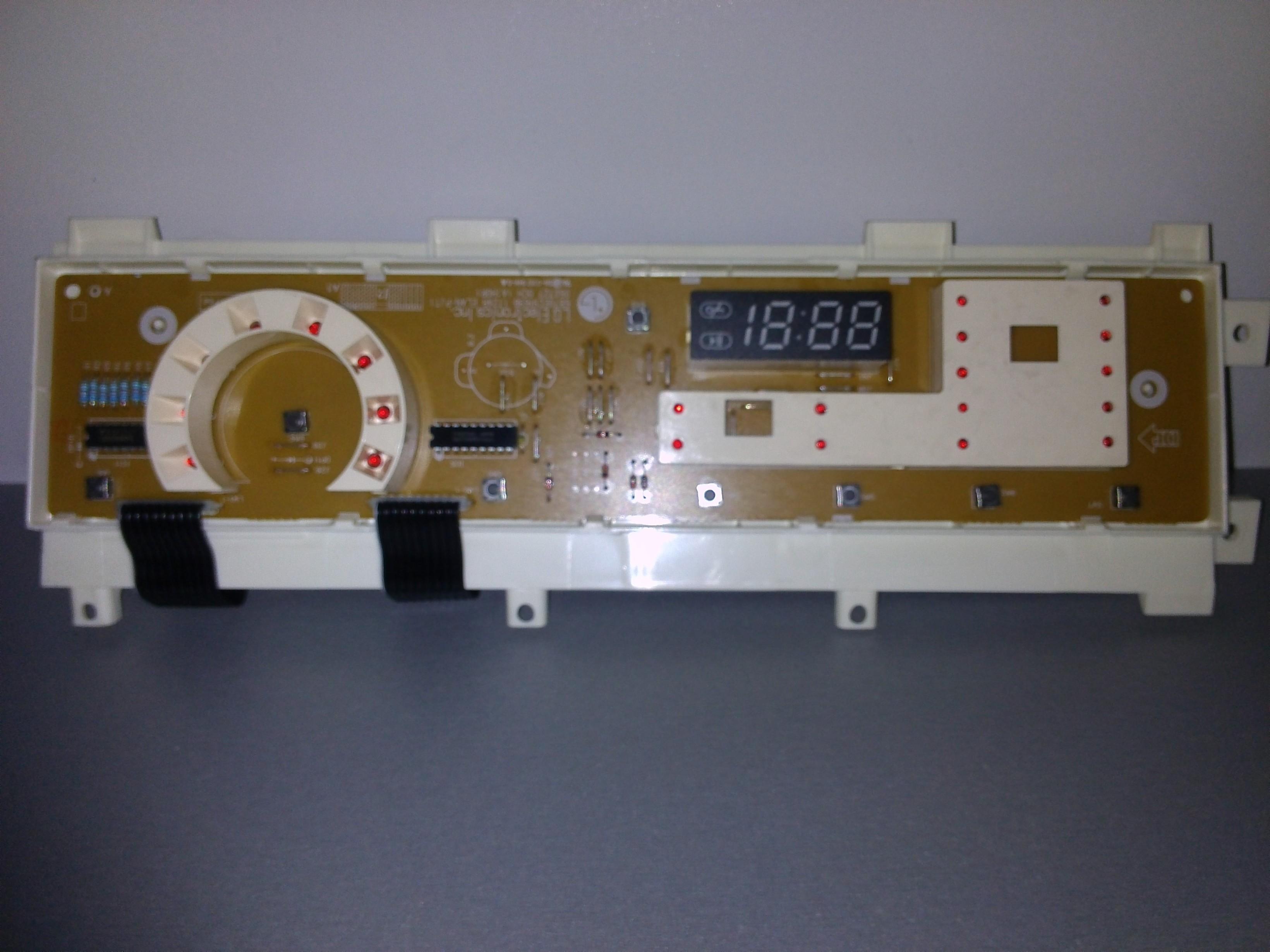 Электронный модуль управления Стиральной Машины LG 6871ER1035N