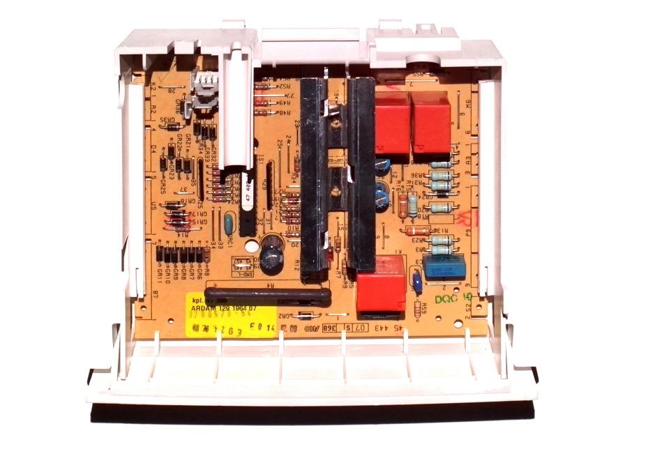 Электронный модуль управления Стиральной Машины AEG-ELECTROLUX-ZANUSSI 1295919607