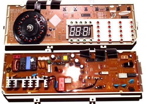 Электронный модуль управления Стиральной Машины SAMSUNG DC92-00181N ( Б/У )