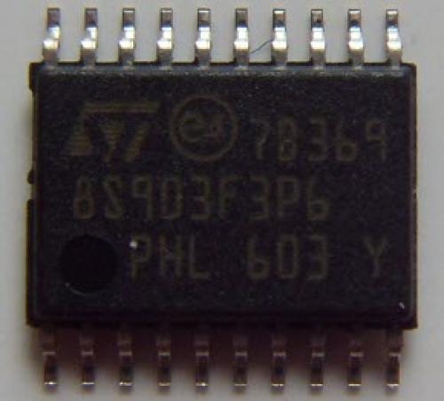 Микроконтролер STM8S903F3P6