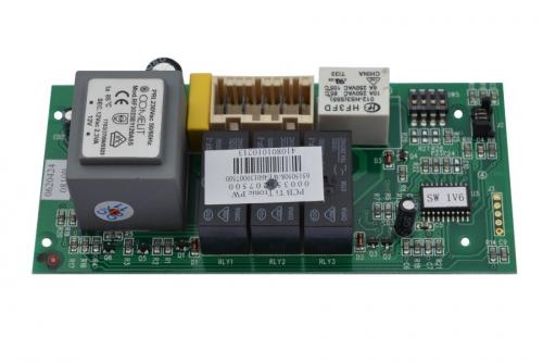 Электронный Модуль управления водонагревателя ARISTON 65150872 ABS SLV PW V