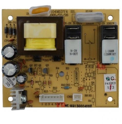Электронный Модуль управления водонагревателя ARISTON 65150442 Ti Shape Plus 50/80/100 EE