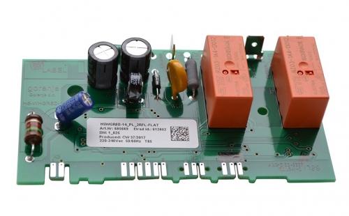 Электронный Модуль управления водонагревателя GORENJE 685669