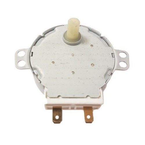 Мотор привода тарелки СВЧ-печи UNIVERSAL 49TYZ-H11 ( 21V 4W, 4/5RPM )