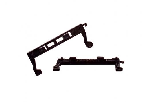Крючок-защелка дверцы Микроволновой Печи SAMSUNG DE64-00264A ORIGINAL