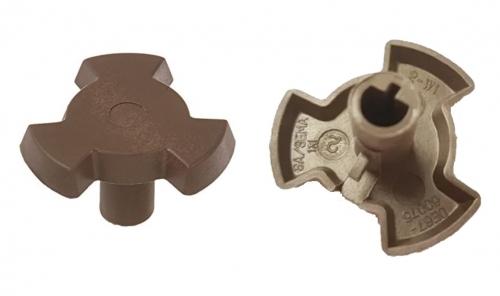Куплер ( вращения тарелки ) Микроволновой печи SAMSUNG DE67-60075A ORIGINAL