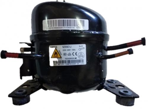 Компрессор Холодильника GMCC-TOSHIBA SZ55C1J ( R-600 LBP -23,3 С 65W)