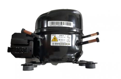 Компрессор Холодильника GMCC-TOSHIBA SZ90E1H ( R-600 LBP -23,3 С 160W)