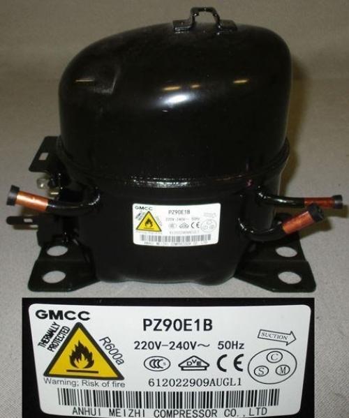 Компрессор Холодильника GMCC-TOSHIBA PZ90E1B ( R-600 LBP -23,3 С 145W)