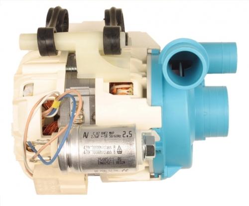 Мотор циркуляционный Посудомоечной Машины SMEG 690072407