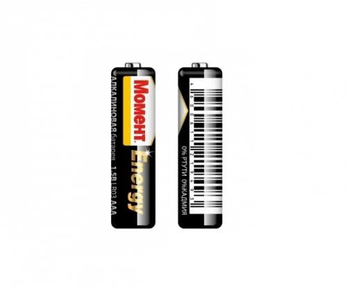 Батарейки Момент Energy 2327025 АА 1,5V LR03 (инд:20/600 шт.)