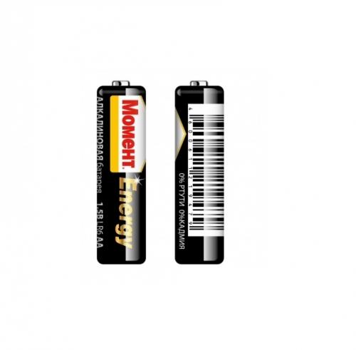 Батарейки Момент Energy 2327023 AA 1,5V LR6 (инд: 20/600 шт.)