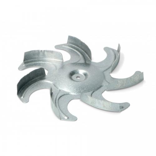 Крыльчатка вентилятора конвекции Духовки BEKO 217440103 ORIGINAL