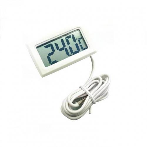 Термометр цифровой DGITAL TPM-10 ( -50 + 110° С БЕЛЫЙ )