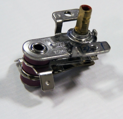 Регулятор температуры ( термостат ) Духовки ARIETE AT6251420150 ORIGINAL