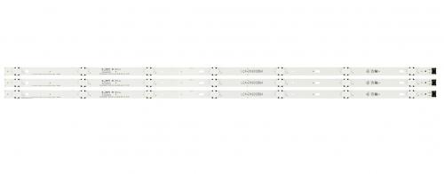 Светодиодная подсветка телевизора LG EAV65001801 ( LC43490117A ) ORIGINAL