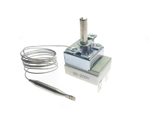 Регулятор температуры ( термостат ) Духовки UNIVERSAL WZA-200E ( 50-200°C КИТАЙ )