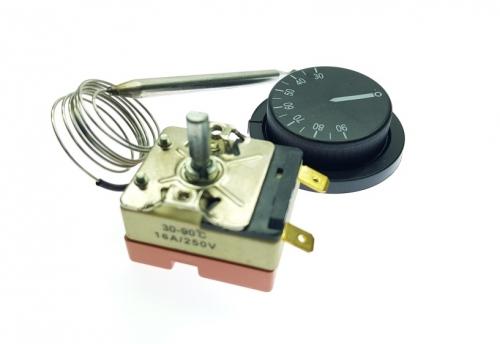 Регулятор температуры ( термостат ) Духовки UNIVERSAL WHD-90E ( 30-90°C КИТАЙ )