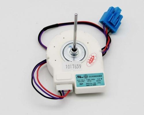 Мотор вентилятора Холодильника MIDEA DLA5985XQEA ( DC 10,4V 1,6W )