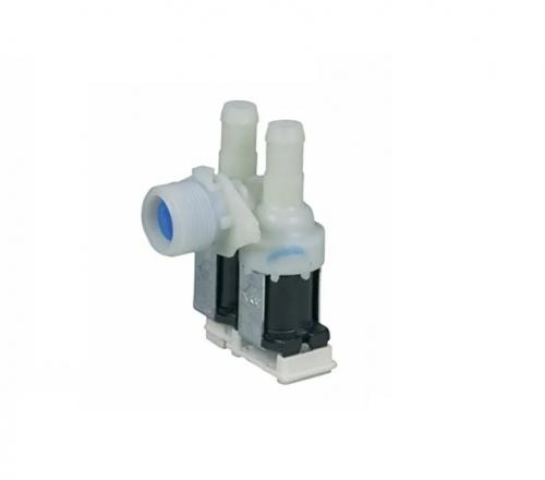 Клапан подачи воды Стиральной Машины 2/90 °. WHIRLPOOL 481227128558 ( Bitron D 12 mm. )