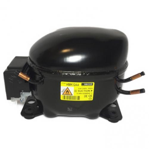 Компрессор Холодильника SECOP HMK12AA ( R-600 -23.3C 198W, реле ZAFP )