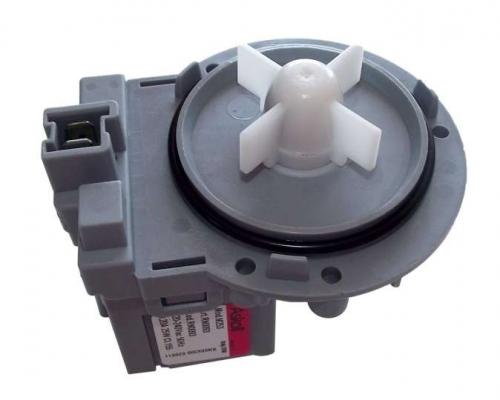 Насос ( помпа ) Стиральной Машины ASKOLL Mod. M253 Art. RC0169 ( 25W 3 самореза, клеммы cпереди вместе )