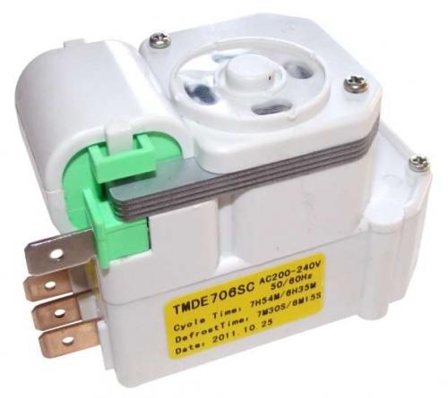 Таймер оттайки Холодильника SANKYO TMDE706 SC ( 220V Defrost time: 7H54m/6H35m )