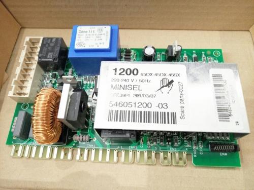 Электронный модуль управления Стиральной Машины ARDO 546051200-03 ( MINISEL )