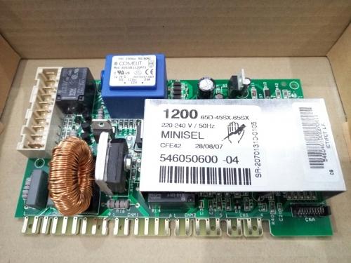 Электронный модуль управления Стиральной Машины ARDO 546050600-04 ( MINISEL )