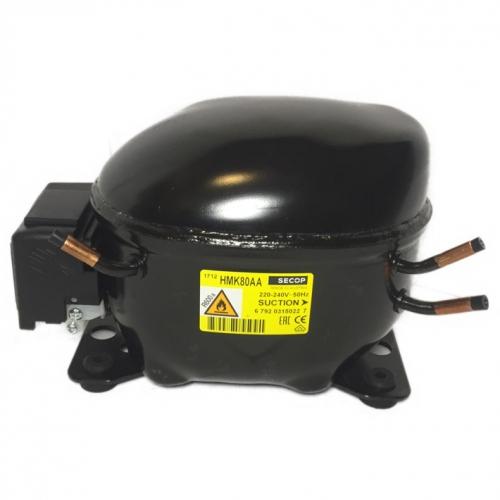 Компрессор Холодильника SECOP HMK80AA ( R-600 -23.3C 136W, реле ZAF5 )