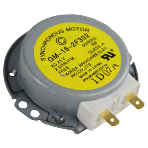 Мотор привода тарелки СВЧ-печи LG 6549W1S017A, MS-2068ZL ( 21V 3W )