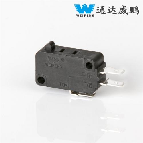 Микро-переключатель WEIPENG HK-14-10A-308 ( 3 контакта )