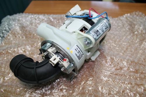Мотор циркуляционный Посудомоечной Машины VESTEL 20807870  В сборе с тэном